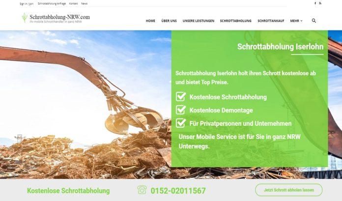 image  696x409 - Schrottabholung Iserlohn bietet recyclefähige Aufbereitung von Alteisen und Metall