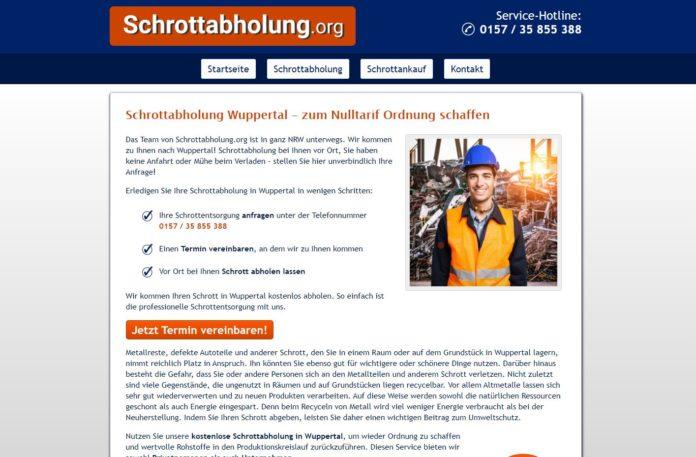 image 1 105 696x457 - Die Schrottabholung in Wuppertal steht für jahrelange Erfahrung im verantwortungsvollen Umgang mit wertvollen Ressourcen