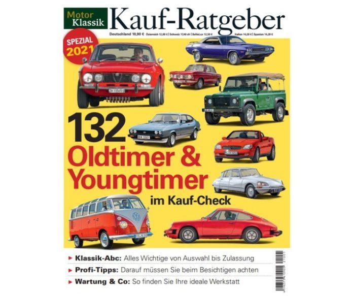 image 1 13 696x583 - Rekord bei MOTOR KLASSIK: Neuer Kauf-Ratgeber mit erstmals 132 Oldtimern und Youngtimern im Kauf-Check