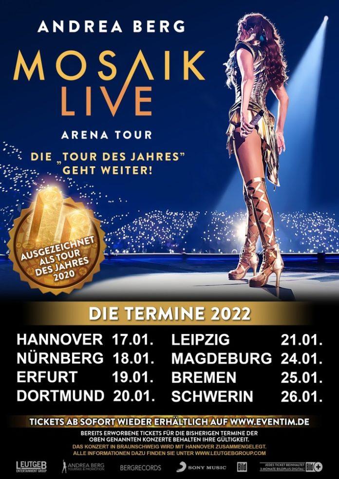 20210416 ONA0004 1 1 696x984 - ANDREA BERG MOSAIK Live Arena Tour - Die Tour des Jahres geht weiter!
