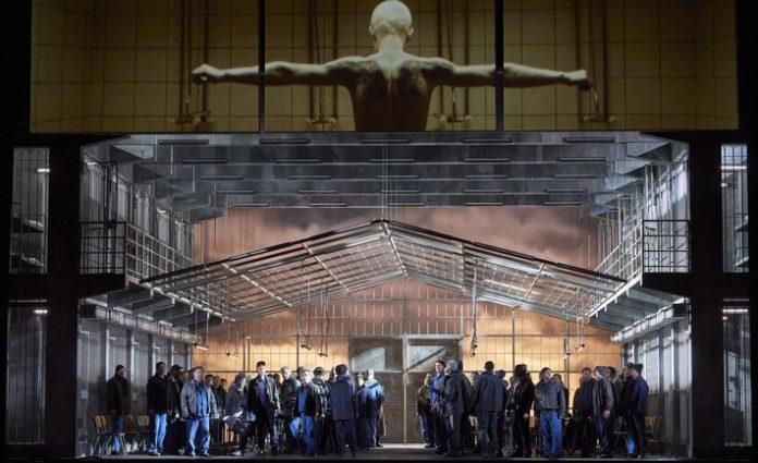 """Parsifal D5B6757 696x425 - ARTE Concert zeigt Premiere von Kirill Serebrennikovs Neuinszenierung des """"Parsifal"""" aus der Wiener Staatsoper"""