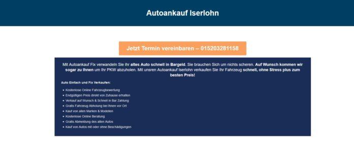 image 1 41 696x285 - Autoankauf Iserlohn - kauft neben fahrtüchtigen Gebrauchtwagen jeden Alters auch Unfallwagen sowie Gebrauchtwagen mit Getriebeschäden an