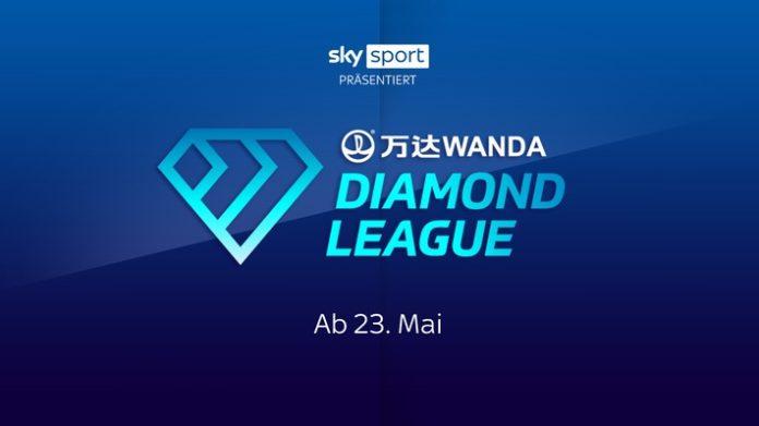 Diamond League 23 Mai Neu 696x391 - Die besten Leichtathletinnen und Leichtathleten der Welt live: Sky Deutschland sichert sich die exklusiven Übertragungsrechte an der Wanda Diamond League bis 2023