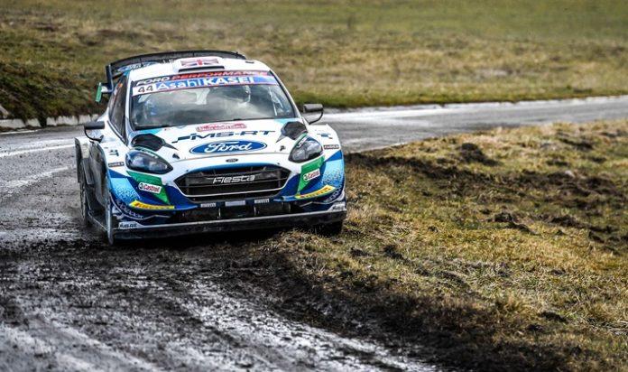 Ford WRC Kroatien Vorschau 001 696x412 - M-Sport Ford will beim WM-Debüt der Rallye Kroatien das Asphaltpotenzial des Ford Fiesta WRC aufzeigen
