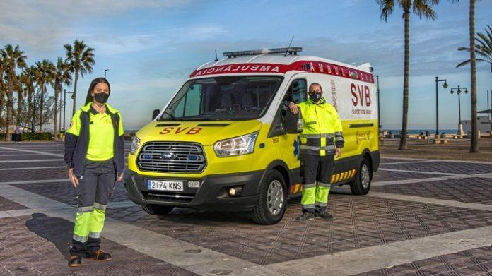 """image 1 199 696x391 - Erste Folge der neuen """"Lifesavers""""-Videoreihe von Ford begleitet eine Rettungssanitäterin, die ihren Traum lebt"""