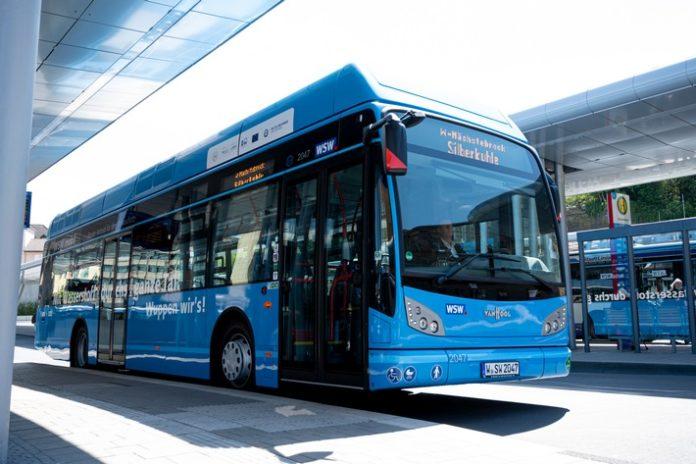 image 1 131 696x464 - WSW-Wasserstoffbusse erreichen Kostenparität mit Dieselbussen
