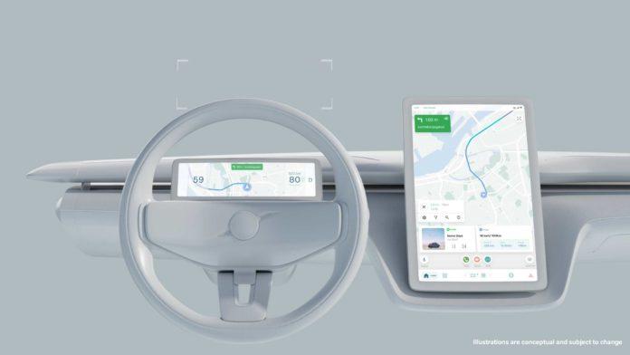 image 1 212 696x392 - Sicheres und vernetztes Nutzererlebnis: Volvo Cars und Google vertiefen Partnerschaft