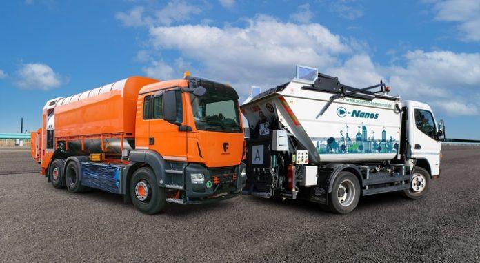 image 1 33 696x381 - e-Trucks. Neue kooperative Schwerpunkte bei Vertrieb und Service Framo und Schmidt Kommunalfahrzeuge GmbH bauen Vertrieb & Service im Bereich elektrischer Kommunalfahrzeuge aus
