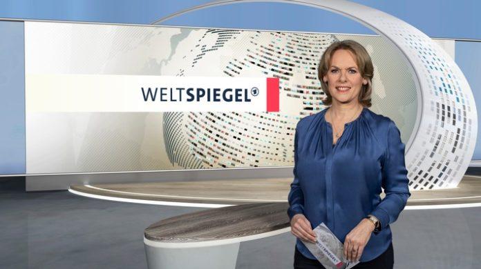 """1 Weltspiegel Ute Brucker PW2821 696x390 - Das Erste / """"Weltspiegel"""" - Auslandskorrespondenten berichten am Sonntag, 11. Juli 2021, um 19:20 Uhr vom SWR im Ersten"""