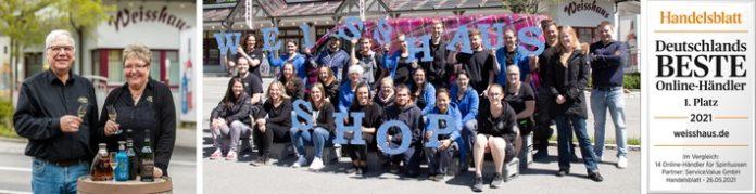 Banner Pressebericht 696x179 - Weisshaus Shop feiert 40-jähriges Jubiläum