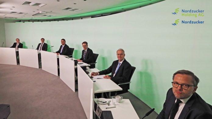 HV 2021 2 web 696x391 - Gemeinsame Hauptversammlung der Nordzucker AG und der Nordzucker Holding AG bestätigt den Unternehmenskurs