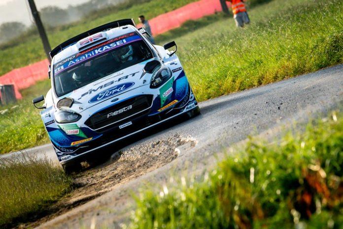 001 WRC Belgien Greensmith 696x464 - M-Sport Ford kehrt mit leeren Händen von der WM-Rallye Belgien zurück