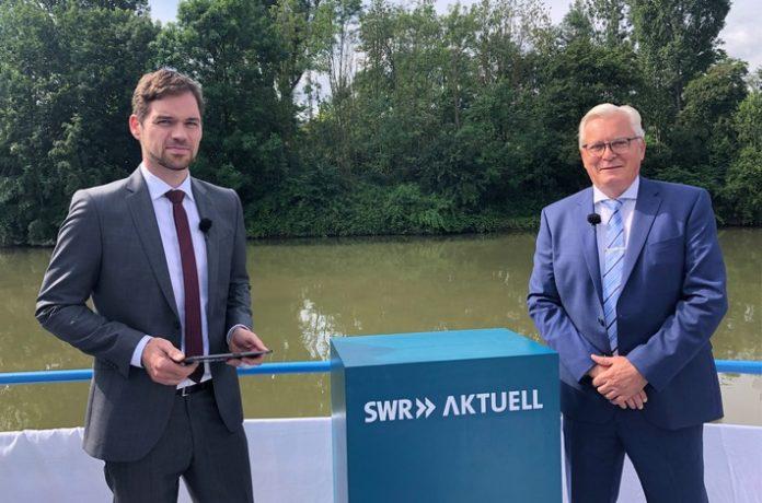 """1 SWR Aktuell Sommerernd Goegel201 696x460 - SWR / """"SWR Aktuell Sommerinterview"""" mit Bernd Gögel (AfD) im Hörfunk, Fernsehen und Internet"""