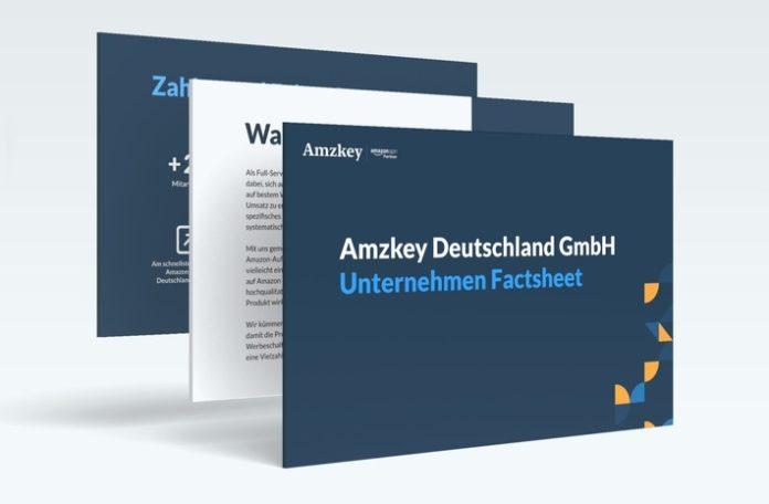 Factsheet 696x456 - Amzkey stellt sich vor: Neue Firmenpräsentation veröffentlicht