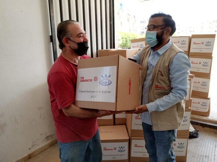 IMG 2493 696x522 - Libanon: Hilfe gegen den Zusammenbruch / Johanniter starten weitere Nahrungsmittelhilfen für die hungernde Bevölkerung