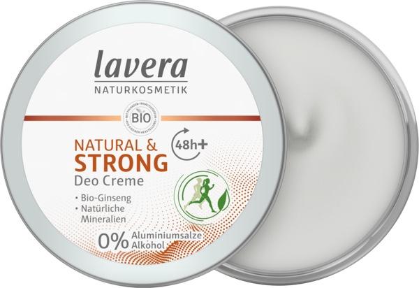Natural2020Strong20Deo Creme - lavera gleich zwei Mal für den 14. Deutschen Nachhaltigkeitspreis nominiert