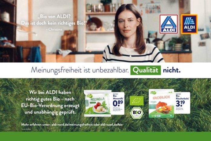 Qualitaetskampagne L1070x714 300dpi 696x465 - Qualitätskampagne: ALDI räumt mit Vorurteilen auf