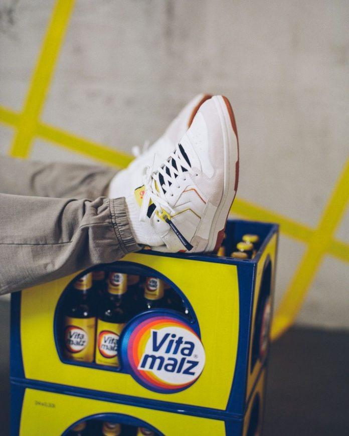 """Sneaker20Vitamalz20x20hummel 1 696x870 - """"The New Oldschool"""" / Der Sneaker von Vitamalz x hummel"""