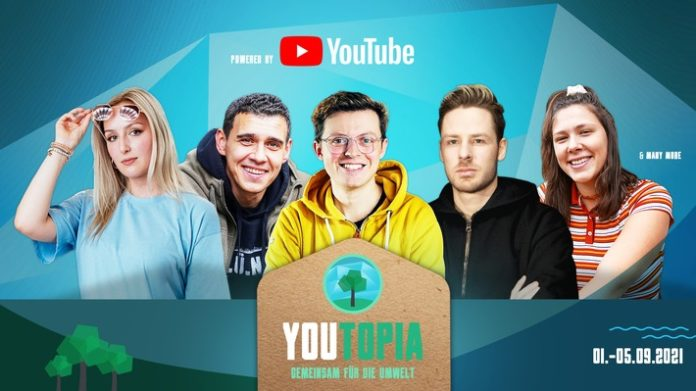 Youtopia 2021 Keyvisual Credit iuTV 696x391 - YouTopia 2021: Das innovative Live-Event geht in die zweite Runde