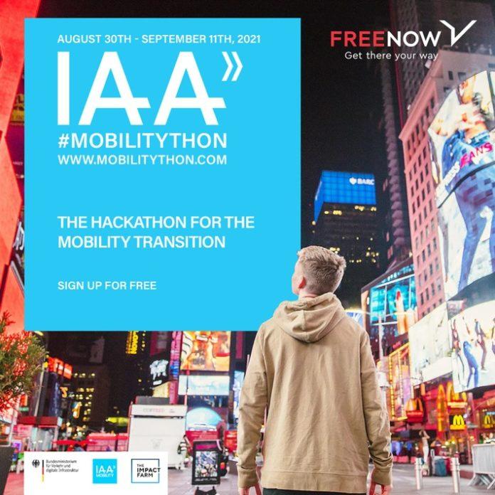 """image 1 111 696x696 - Erster Mobility-Hackathon der IAA 2021 FREE NOW entwickelt Lösungen für die """"15-Minute City"""" und für eine bessere Vernetzung von Stadt und Land"""
