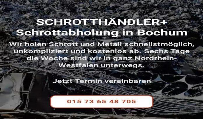 image 1 114 696x409 - Die Schrottabholung für Bochum und das Ruhrgebiet bietet die kostenlose Abholung von Schrott an