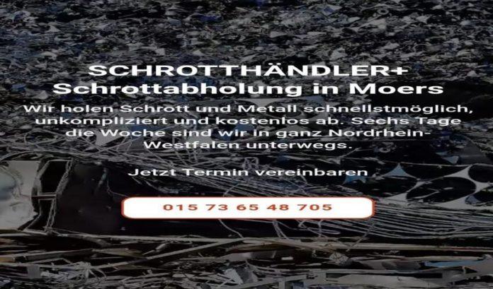 image 1 122 696x409 - kostenlos Schrottabholung Moers schnell und unkompliziert