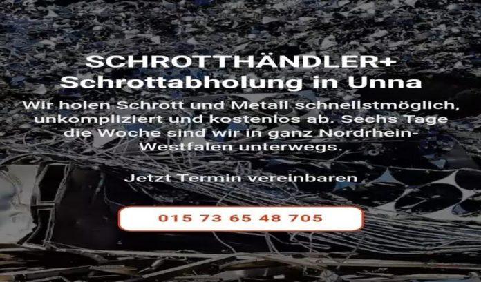 image 1 125 696x409 - Schrottabholung Unna - Wir holen Schrott und Metall schnellstmöglich kostenlos ab
