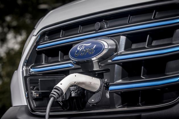 image 1 86 - Ford E-Transit kurz vor Markteinführung - bereits jetzt testen Flotten das voll-elektrische Nutzfahrzeug auf der Straße