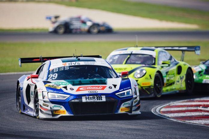 07 GTM421 48768MS MS 696x465 - Titelkampf in der Deutschen GT-Meisterschaft: Zuschauer sind auch am Sachsenring hautnah dabei