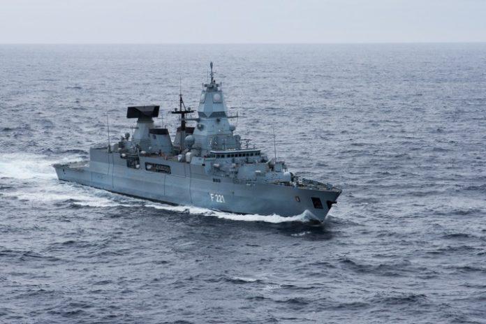 20180319 CSG18 PREwetting Peltzer 08 696x464 - Bundeswehr erweitert digitale Kommunikationssysteme der Deutschen Marine