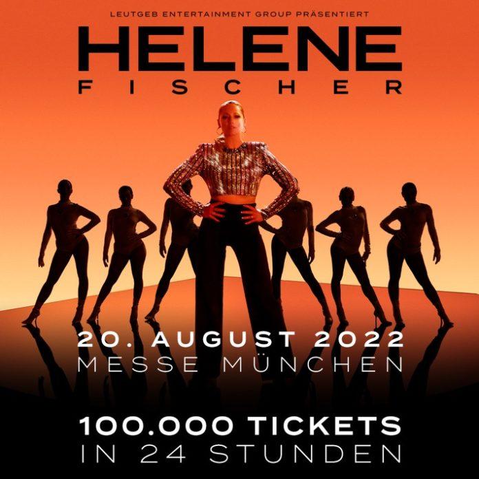 20210910 ONA0007 1 1 696x696 - HELENE FISCHER - 100.000 verkaufte Tickets nach 24 Stunden