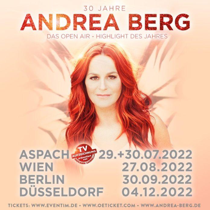 20210911 ONA0001 1 1 696x696 - 30 Jahre Andrea Berg -  Das Open Air-Highlight des Jahres 2022!