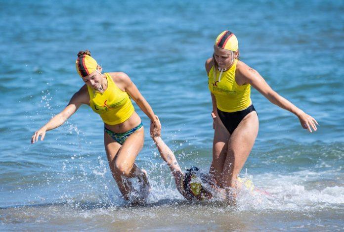 20210917 LEC SDI210917086 696x469 - Dritter Platz für die DLRG Nationalmannschaft bei der Europameisterschaft im Rettungsschwimmen