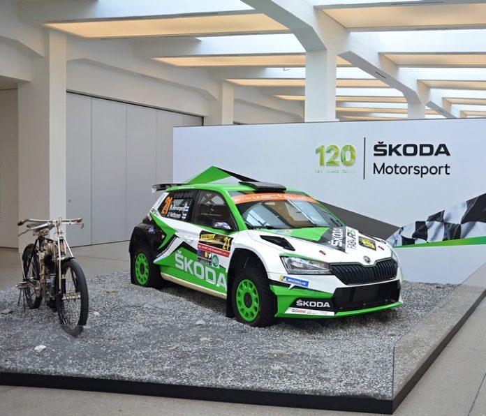 210914 New special exhibition 1 696x596 - Neue Sonderausstellung im ŠKODA Museum: 120 Jahre ŠKODA Motorsport