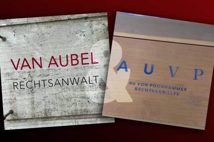 AubelVonAu 696x463 - Fragwürdige Anwaltsallianzen des Envion-Liquidators Pablo Duc: Interne Informationen gingen an van Aubel-Anwälte - Investoren sehen Interessenskonflikt und informieren Schweizer Insolvenzgericht
