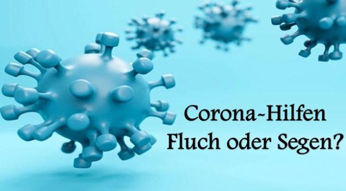 Bild20Corona20Hilfen20Endfassung 696x385 - Corona-Hilfen: Segen oder Fluch?