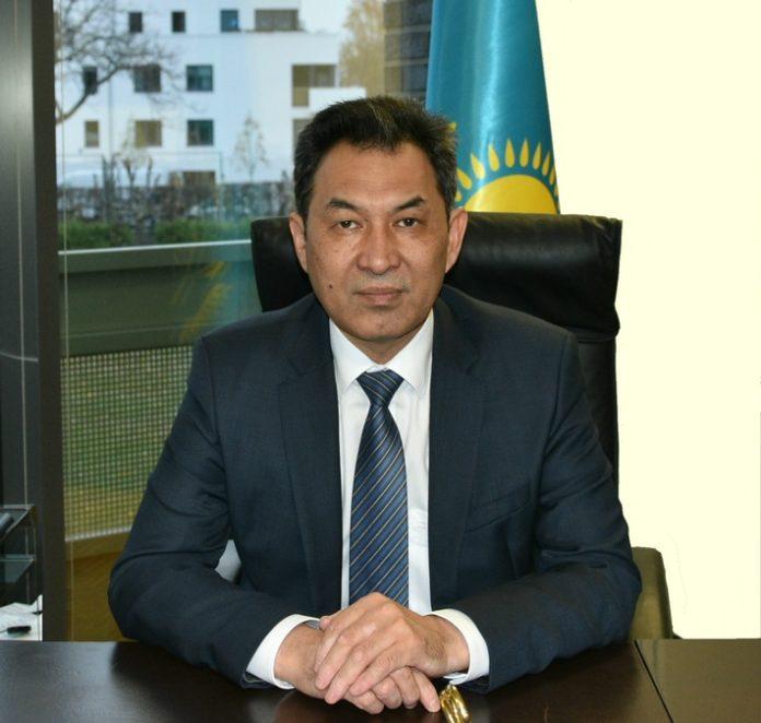 """DaurenKaripov 25.8.2020 696x662 - Kasachstan fordert """"atomwaffenfreie Zone Planet Erde"""" - 30 Jahre Atomwaffenverzicht und Schließung des Atomtestgeländes Semipalatinsk"""