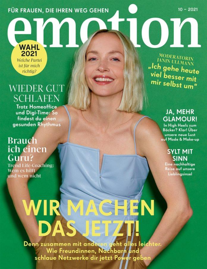 """EMO 2021 010 696x903 - Janin Ullmann: """"Dating wird nicht mein neues Lieblingshobby"""""""