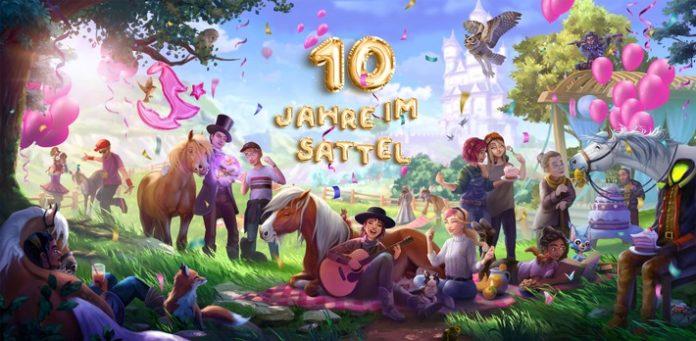 LANDSCAPE StarStableersary DE20Kopie 696x341 - Zehn Jahre Star Stable Online #SSO10 / Star Stable feiert zehn Jahre Mädchen und Frauen in Gaming