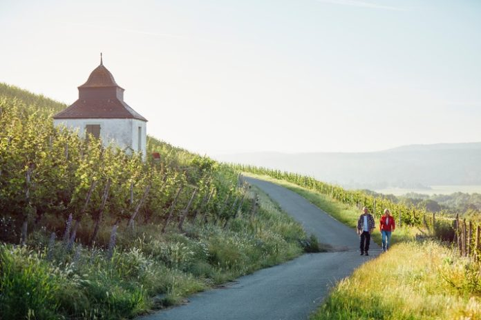 Mittleren20Nahe 01420Qto20Peter20Bender 696x464 - Wandern oder Radfahren in Deutschland? An der Nahe gibt es tolle Outdoor-Erlebnisse für jeden Urlauber / Naturliebhaber und Aktivurlauber kommen an der Nahe voll auf ihre Kosten