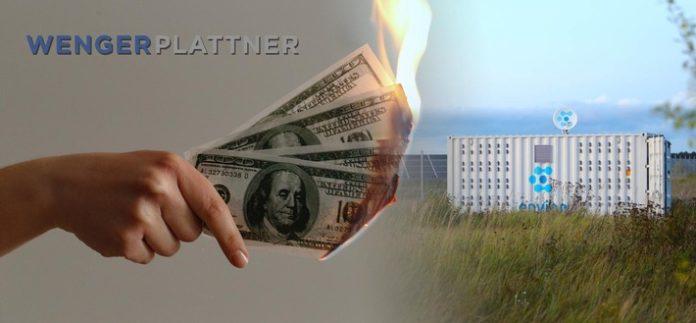 Moneyburn 696x323 - Envion AG: Schwere Vorwürfe gegen Liquidator Pablo Duc - Explodierende Millionen-Kosten bei der Liquidation - Geschädigte Investoren fordern strengere Aufsicht durch das Schweizer Liquidationsgericht
