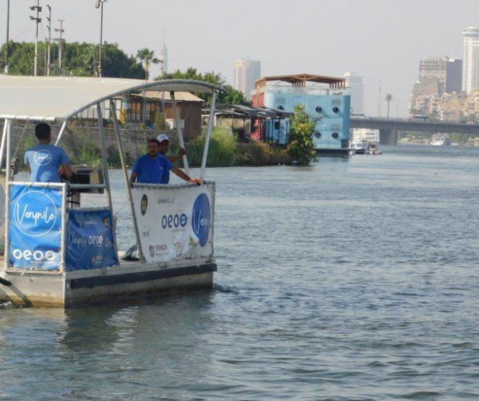 Nilecoalition 696x583 - Die Badewanne der Europäer / Koalition zur Reinigung und zum Schutz des Flusses Nil geht an den Start