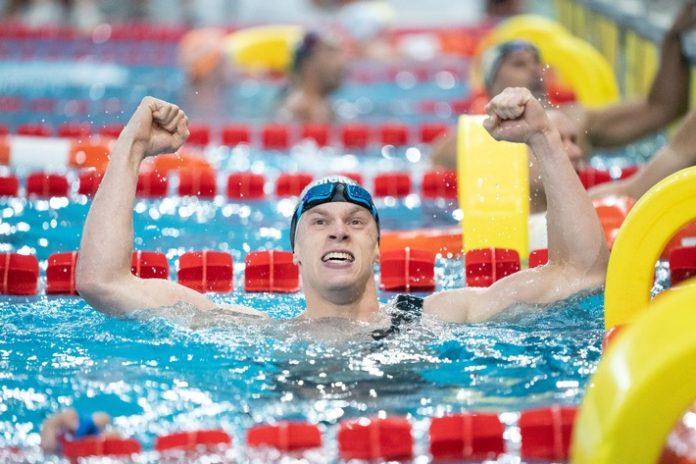 TimBrang 696x464 - Europameisterschaft im Rettungsschwimmen: DLRG Nationalmannschaft zur Halbzeit auf Rang zwei