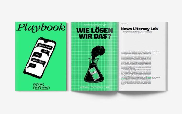 UTN Playbook DE 696x435 - Nachrichtenangebote für die Generation Z: #UseTheNews-Playbook von dpa, BDZV und HAW Hamburg erschienen