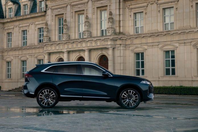 WEY Product20Picture 696x464 - IAA Mobility 2021: WEY startet auf Deutschlands Straßen durch / Europa-Premiere des chinesischen Automobilkonzerns Great Wall Motors in München
