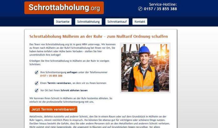 image 1 110 696x410 - Schrottabholung in Mülheim an der Ruhr bietet diesen komfortablen Service an