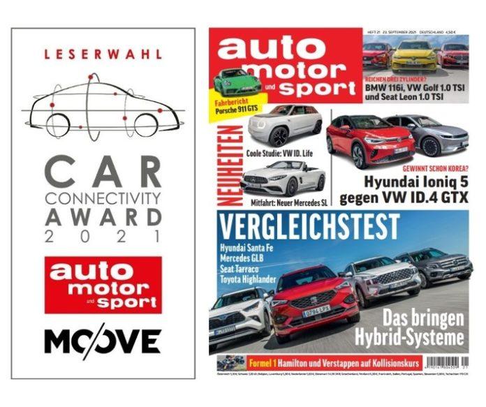 image 1 198 696x583 - Leserwahl Car Connectivity Award 2021: Mercedes-Benz ist mit fünf Awards die erfolgreichste Marke, aber BMW holt auf