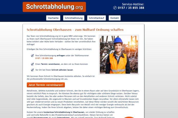 image 1 221 696x463 - Schrotthändler in Oberhausen von Schrottabholung.org