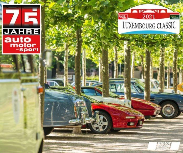 image 1 257 696x583 - Walter Röhrl und Christian Geistdörfer starten bei der Premiere der Luxembourg Classic