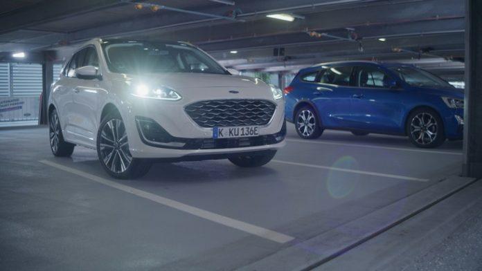 image 1 27 696x392 - Automatisierter Parkservice im Parkhaus: Ford präsentiert auf der IAA Mobility den jüngsten Stand der Entwicklung